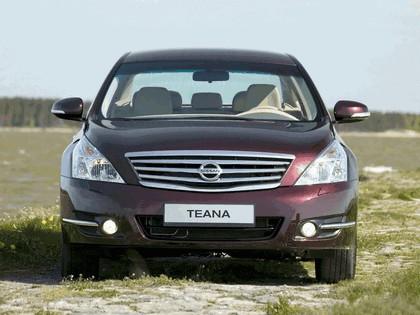 2008 Nissan Teana 19