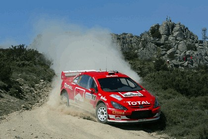 2005 Peugeot 307 WRC 5