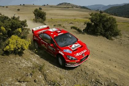 2005 Peugeot 307 WRC 8