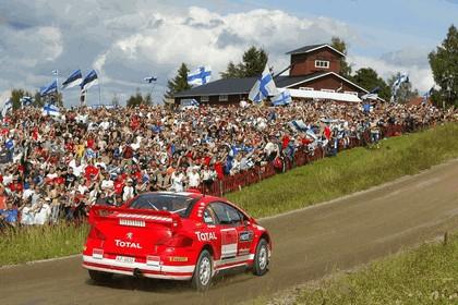 2005 Peugeot 307 WRC 10