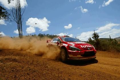 2005 Peugeot 307 WRC 16