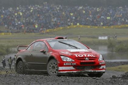 2004 Peugeot 307 WRC 12