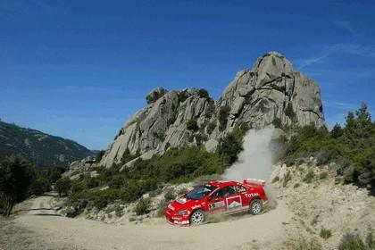 2004 Peugeot 307 WRC 13