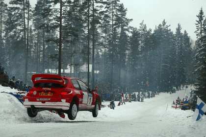 2003 Peugeot 206 WRC 2