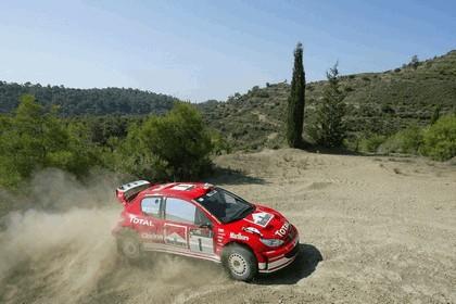 2003 Peugeot 206 WRC 7
