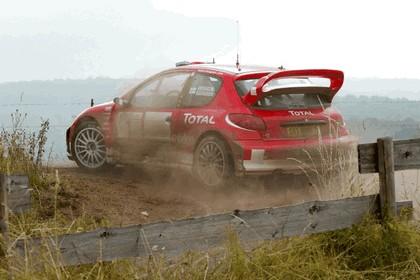 2003 Peugeot 206 WRC 8