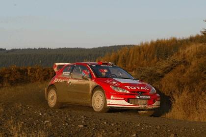 2003 Peugeot 206 WRC 14