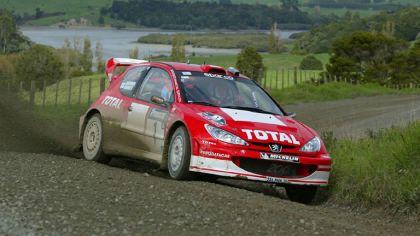 2003 Peugeot 206 WRC 4