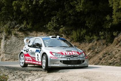 2002 Peugeot 206 WRC 3