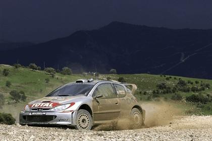 2002 Peugeot 206 WRC 5