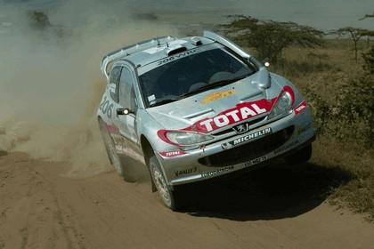 2002 Peugeot 206 WRC 8