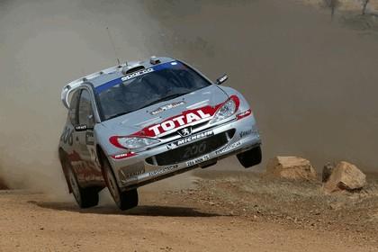 2002 Peugeot 206 WRC 13