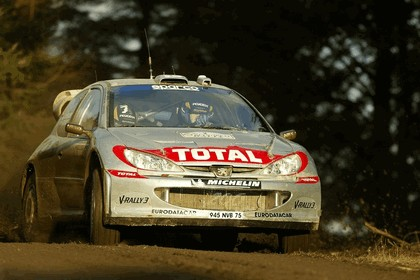 2002 Peugeot 206 WRC 14