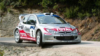 2002 Peugeot 206 WRC 2