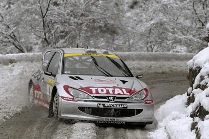 2001 Peugeot 206 WRC 1