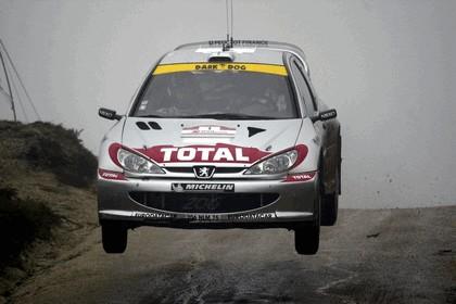 2001 Peugeot 206 WRC 3