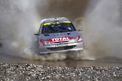 2001 Peugeot 206 WRC 5