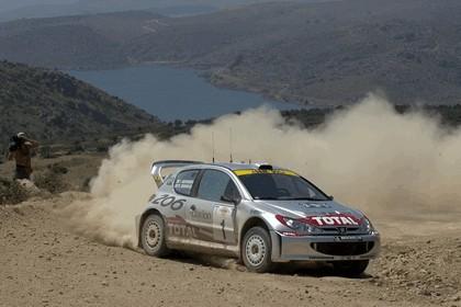 2001 Peugeot 206 WRC 7