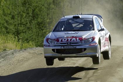 2001 Peugeot 206 WRC 9