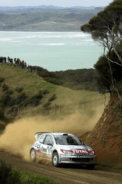 2001 Peugeot 206 WRC 10