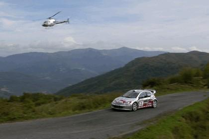 2001 Peugeot 206 WRC 11