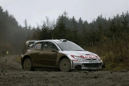 2001 Peugeot 206 WRC 14