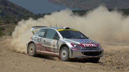2001 Peugeot 206 WRC 6