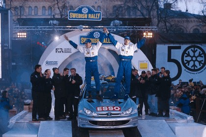 2000 Peugeot 206 WRC 2