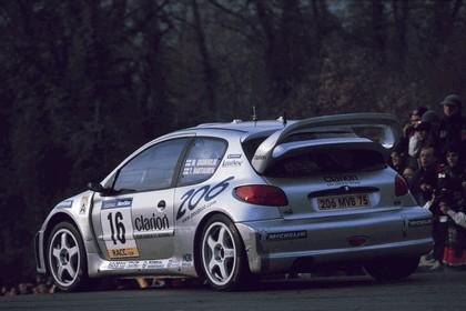 2000 Peugeot 206 WRC 5