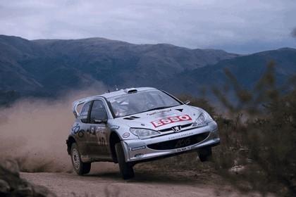2000 Peugeot 206 WRC 6
