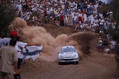 2000 Peugeot 206 WRC 7