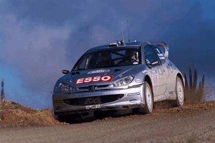 2000 Peugeot 206 WRC 8