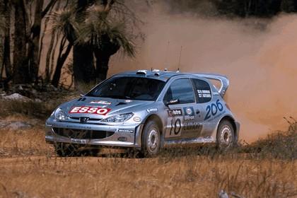2000 Peugeot 206 WRC 13