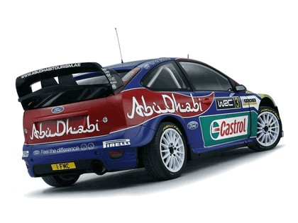 2008 Ford Focus RS WRC 2