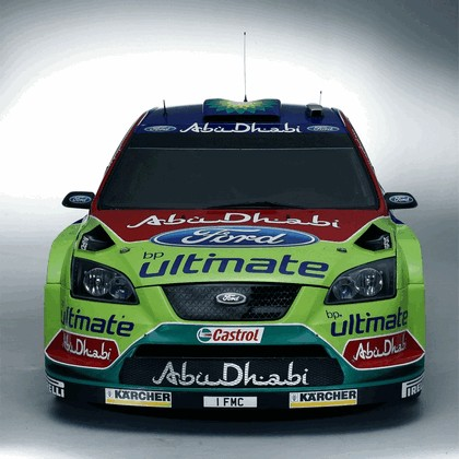 2008 Ford Focus RS WRC 3
