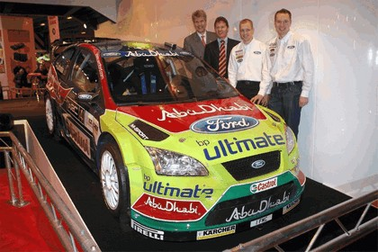 2008 Ford Focus RS WRC 4