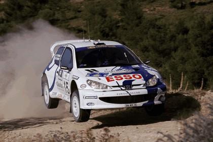 1999 Peugeot 206 WRC 2