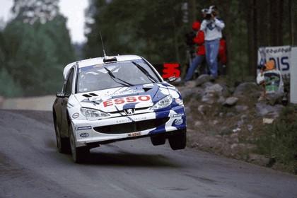 1999 Peugeot 206 WRC 3