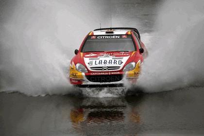 2006 Citroen Xsara T4 WRC 2