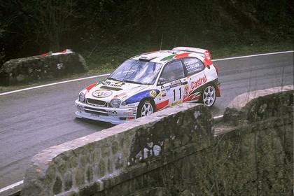 1998 Toyota Corolla WRC 3