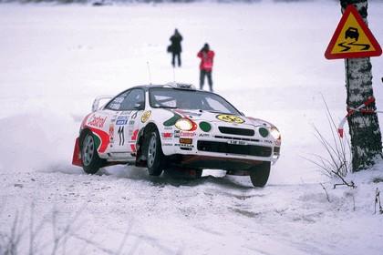 1998 Toyota Celica WRC 1