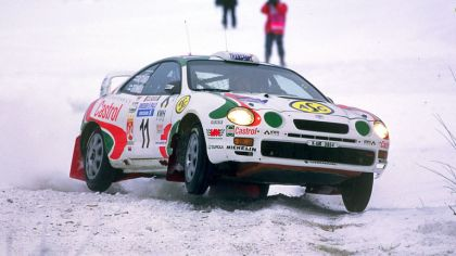 1998 Toyota Celica WRC 2