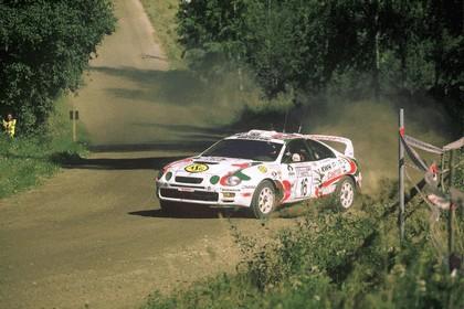 1997 Toyota Celica WRC 1