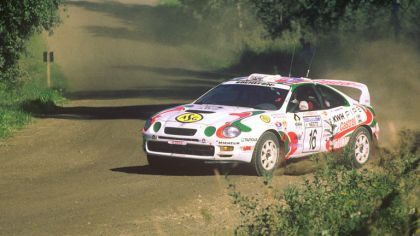 1997 Toyota Celica WRC 4