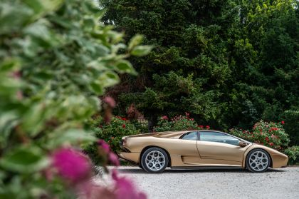 2001 Lamborghini Diablo 6.0 SE 8