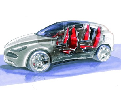 2003 Alfa Romeo Kamal concept 12