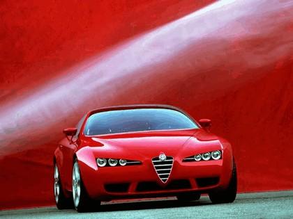 2001 Alfa Romeo Brera concept - design by Giugiaro 1