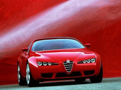 2001 Alfa Romeo Brera concept - design by Giugiaro 2