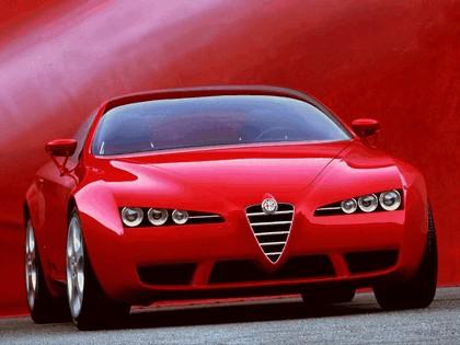 2001 Alfa Romeo Brera concept - design by Giugiaro 3