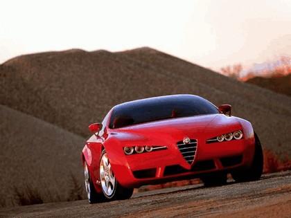 2001 Alfa Romeo Brera concept - design by Giugiaro 4